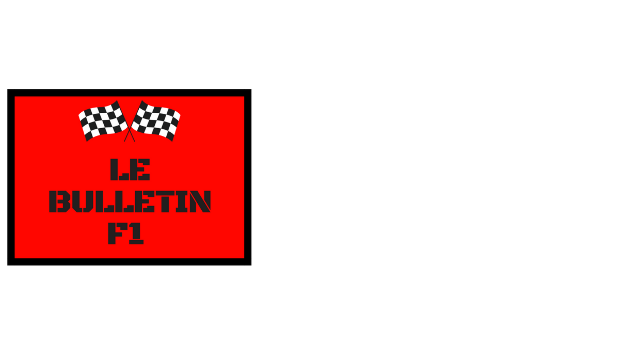 Le Bulletin F1